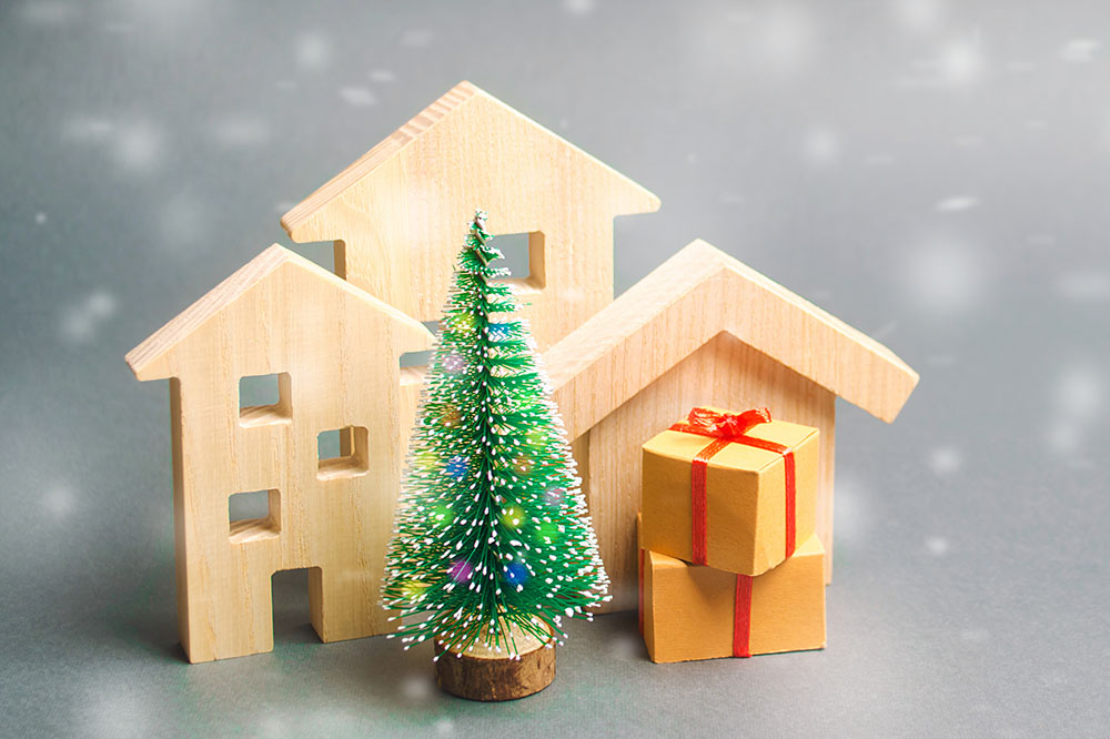 selling your home over christmas