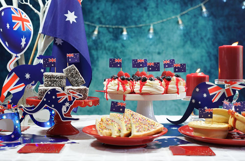 Australia day and real estate
