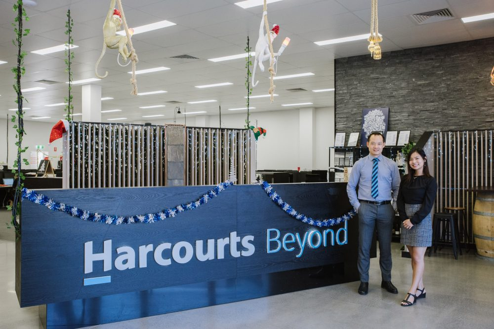 Henry Wong Team Moves to Harcourts Beyond