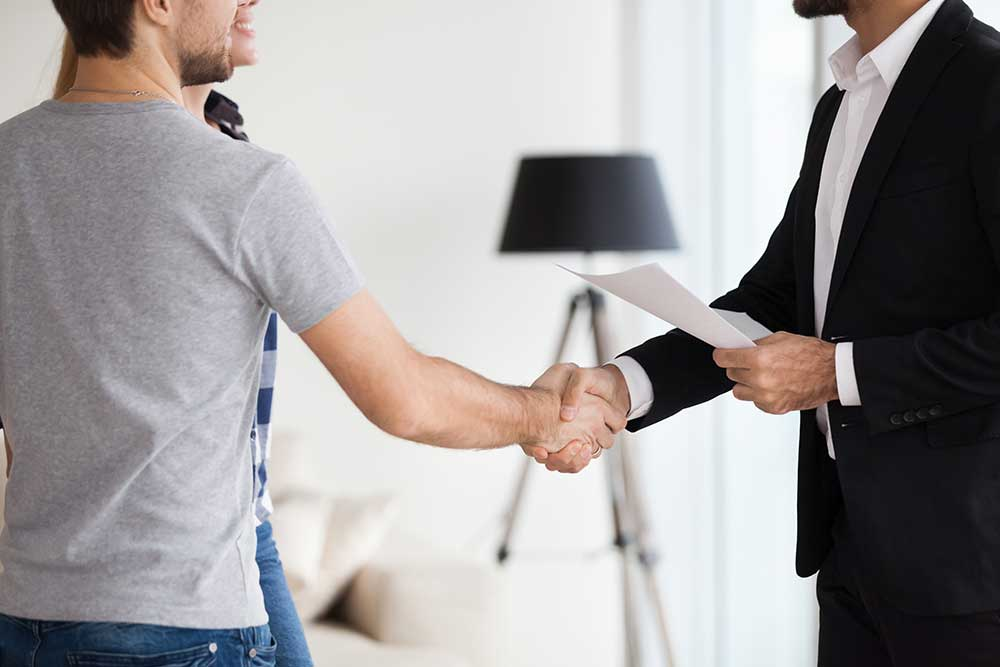 how to make an offer in real estate