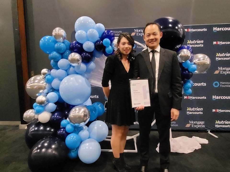 harcourts awards