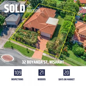 successful real estate sale