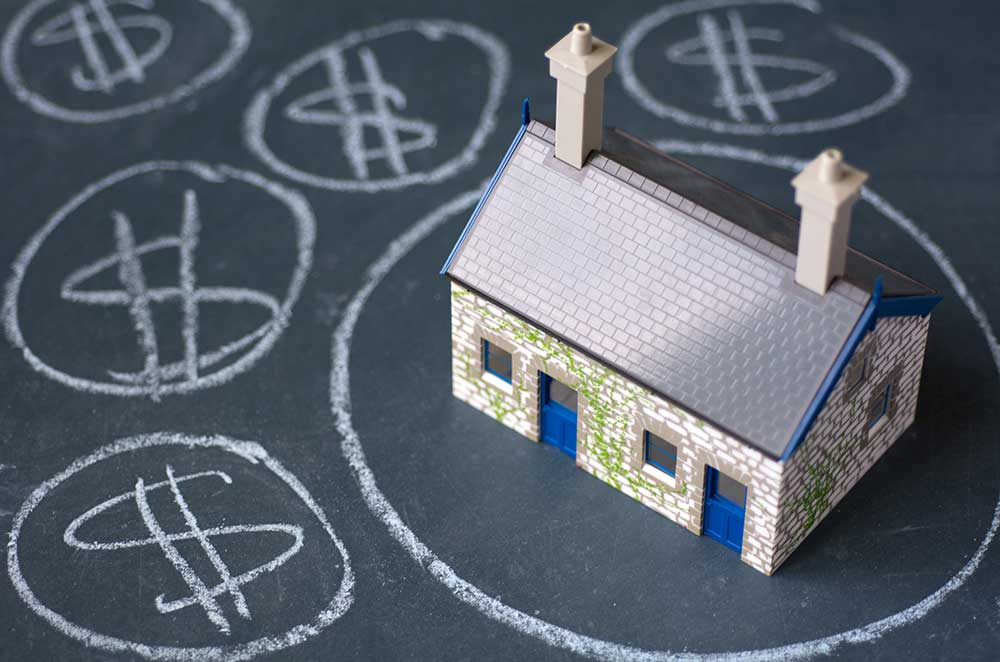 what determines the value of your home